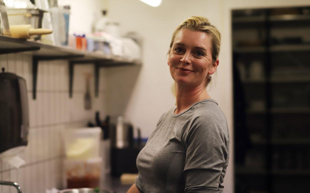 Velkommen til vores nye kok i Café Klubånd