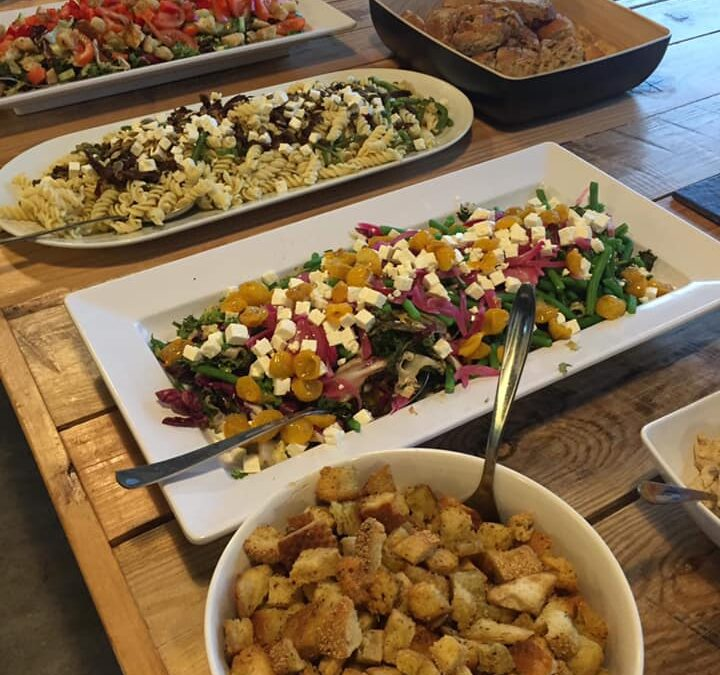 Mandagsmiddag for alle i Café Klubånd- start den 12. august