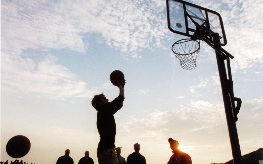 Street Basket i Beder