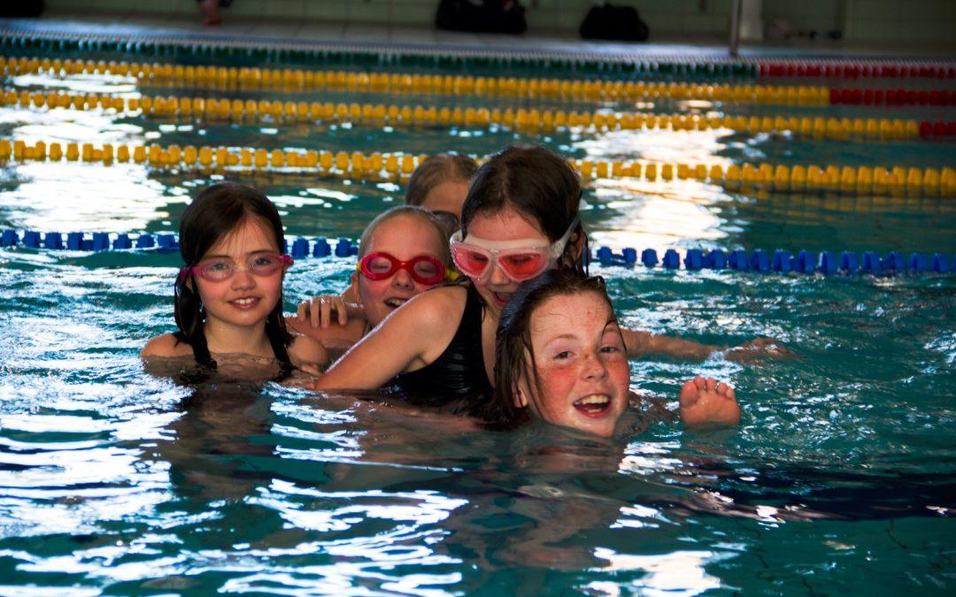 Flot teamwork og dygtige svømmere sikrede succesfuldt klubmesterskab