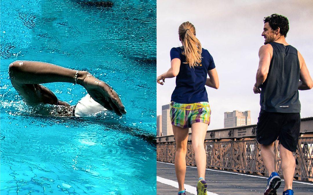 BMI sætter igen gang i svømning og løb på 5 uger