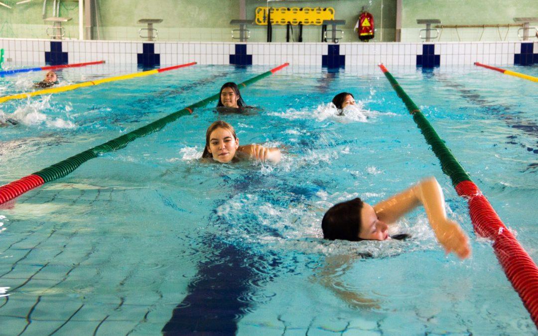 BMI Svømning sætter flot klubrekord ved Den Store Svømmedag