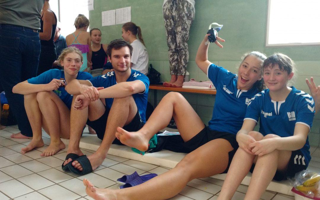 BMI Svømning gør klar til julestævne på hjemmebane