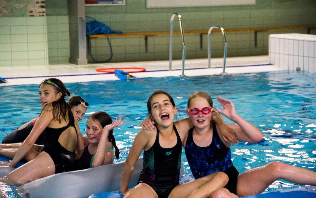 Uge 40 med masser af gratis svømning og jubilæumsreception