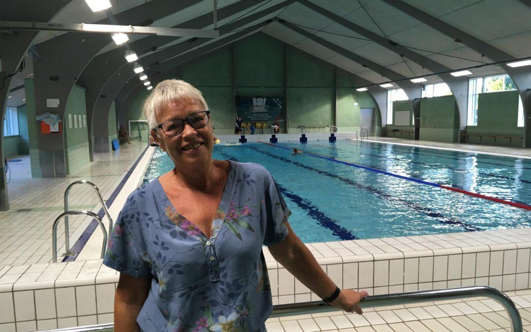 40 år og flere på vej for trofast motionssvømmer