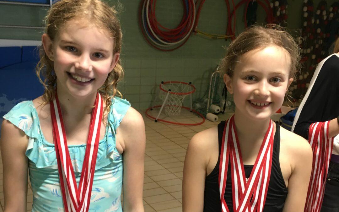BMI svømmere samlet til stemningsfyldt svømmedyst