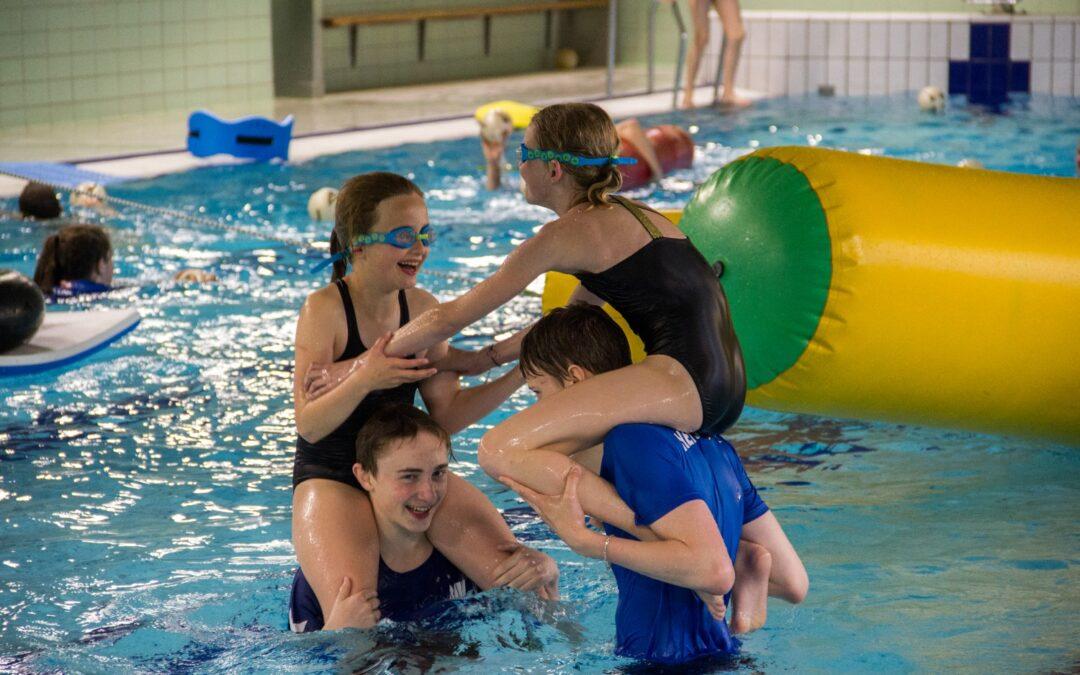 Vinterferiesjov med BMI Svømning