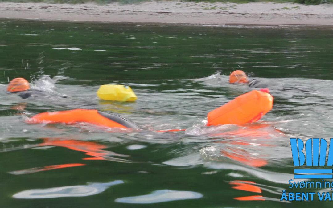 Nyt Åbent Vand hold i BMI Svømning