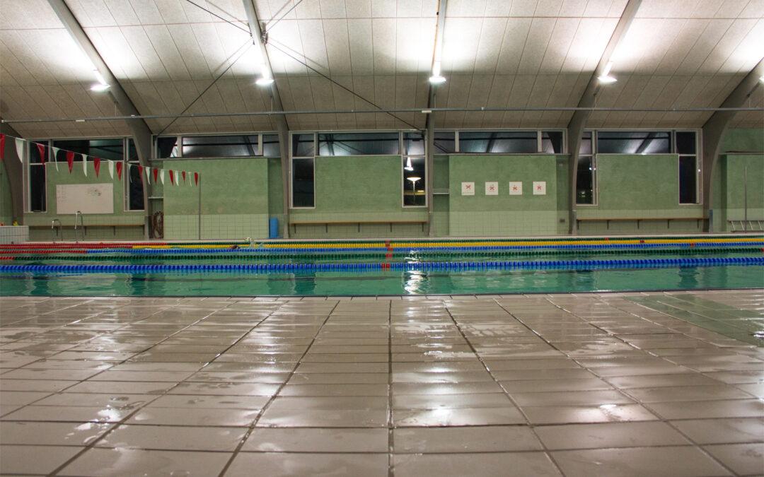 BMI Svømning lukker ned for i år